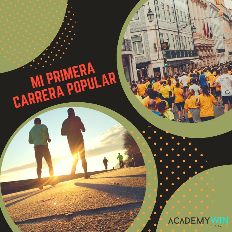 Mi primera carrera popular, consejos - Runnea Academy - foto 1