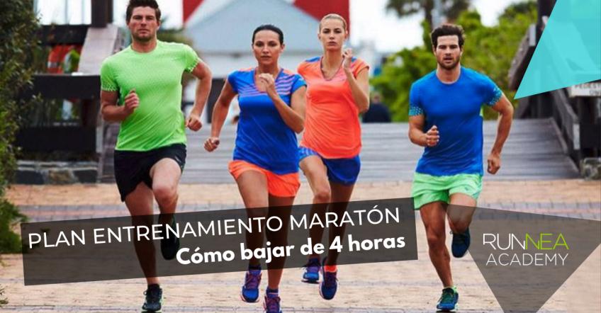 5515f7f125887 Plan de entrenamiento de 18 semanas para sub 4 horas en Maratón