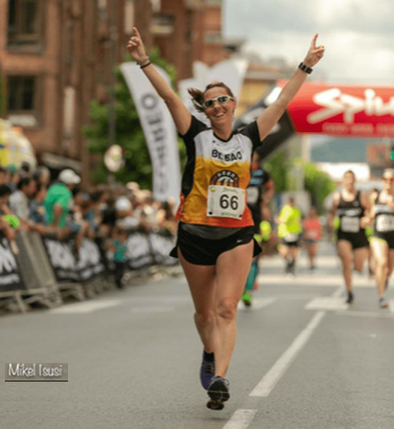 Sandra López Nogal: Una historia motivadora de una runner como tú - foto 1