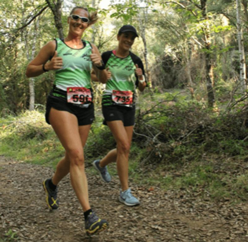 Sandra López Nogal: Una historia motivadora de una runner como tú, trail running - foto 2