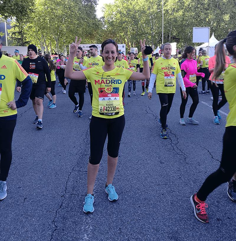 Raquel García Gallego: Cuando el running llega para quedarse - foto 1