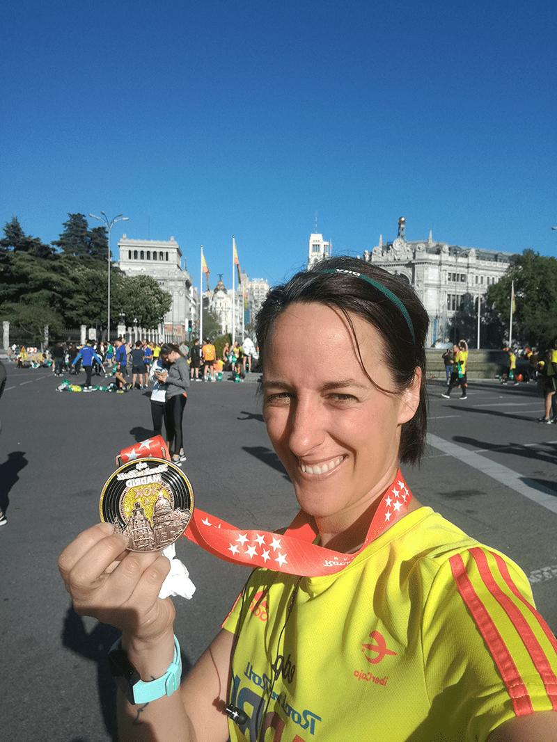 Raquel García Gallego: Cuando el running llega para quedarse - foto 3