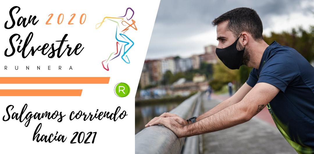 San Silvestre Runnera 2020, estiramientos de corredor