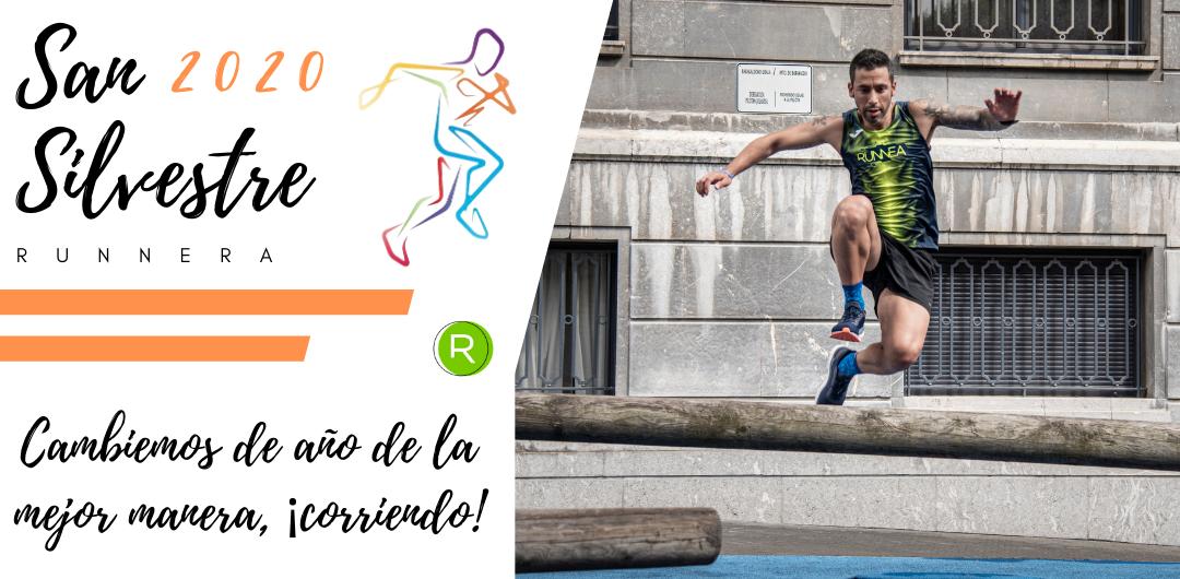 San Silvestre Runnera 2020, saltador