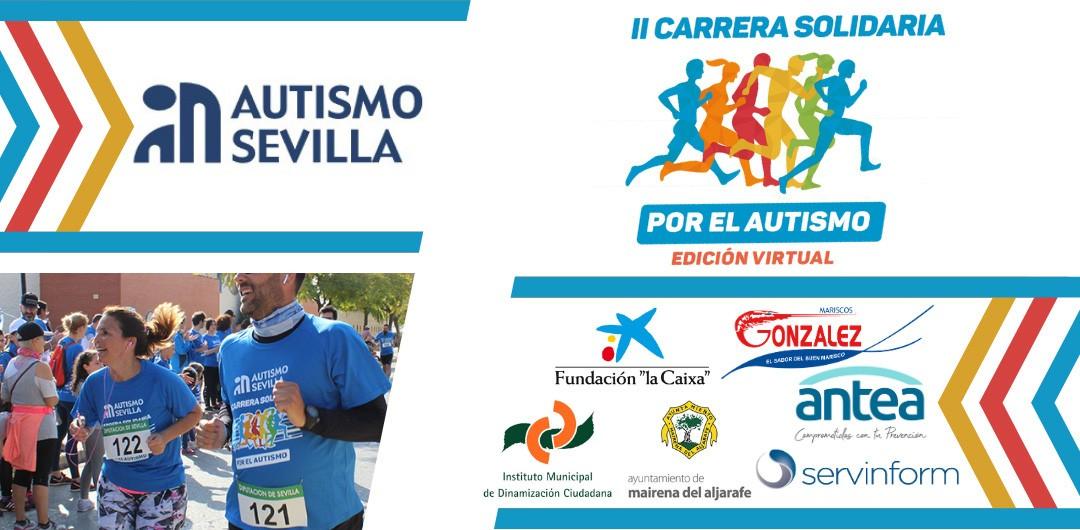 II Carrera Solidaria por el Autismo - Edición Virtual 3k, premios