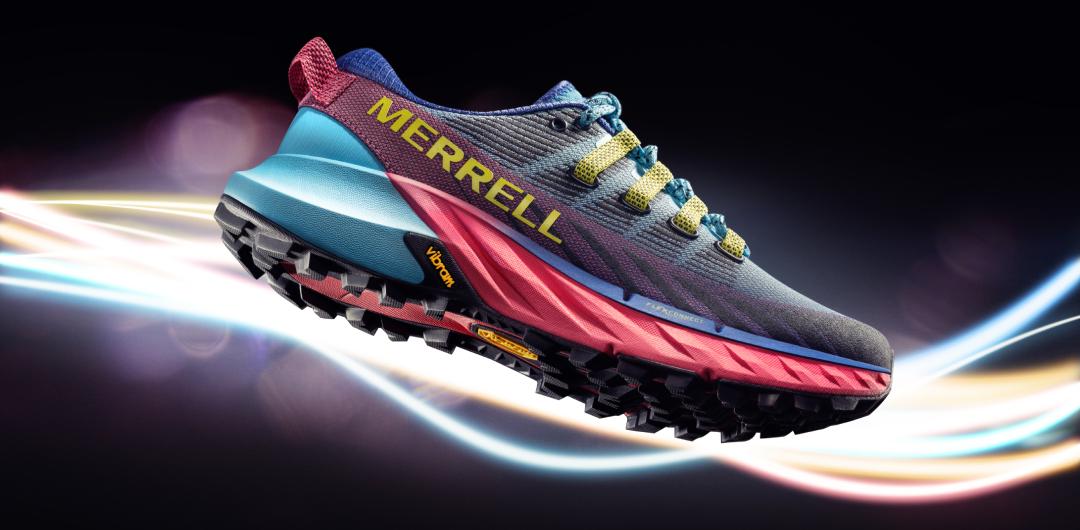 Corre con MERRELL 14k: Agility Peak Mujer