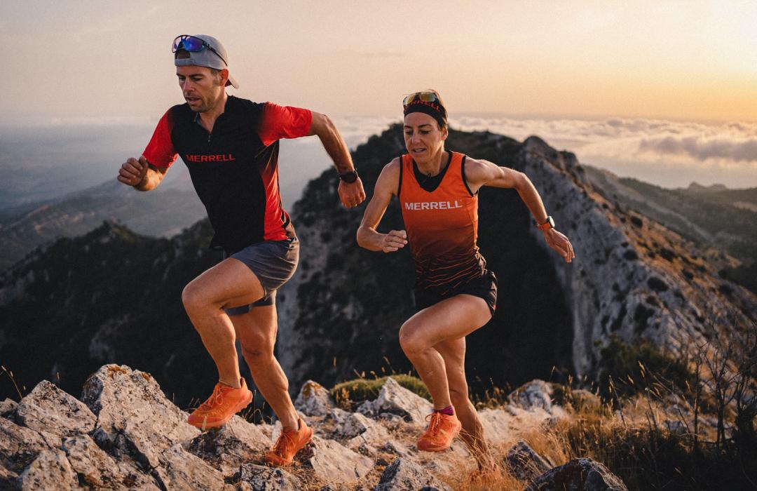 Corre con MERRELL 14k: Equipaciones