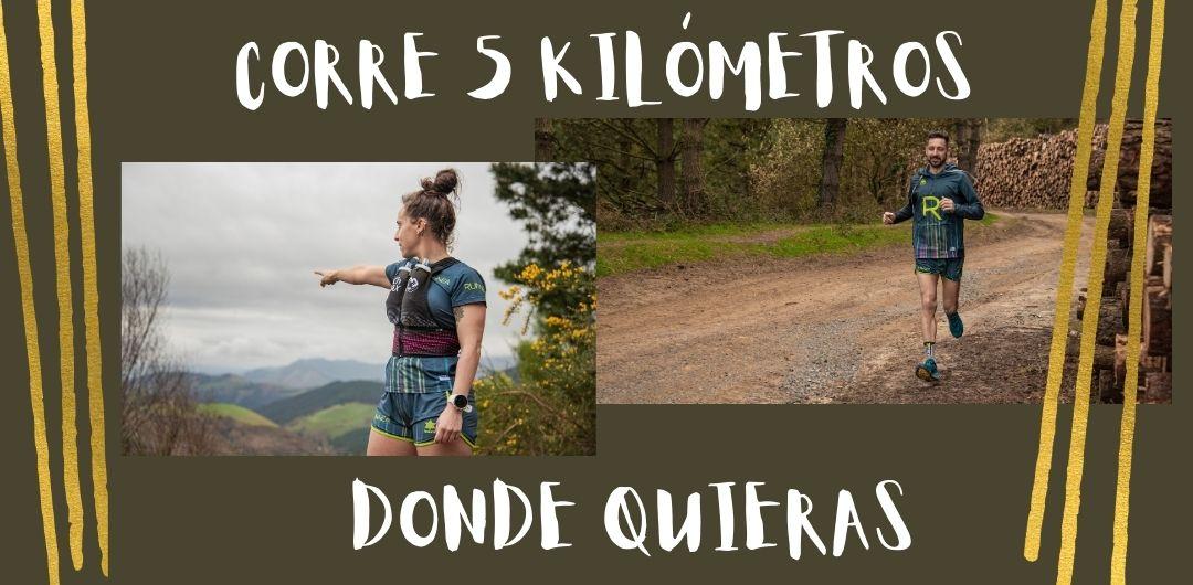 Domingo de Ramos 5k, distancia