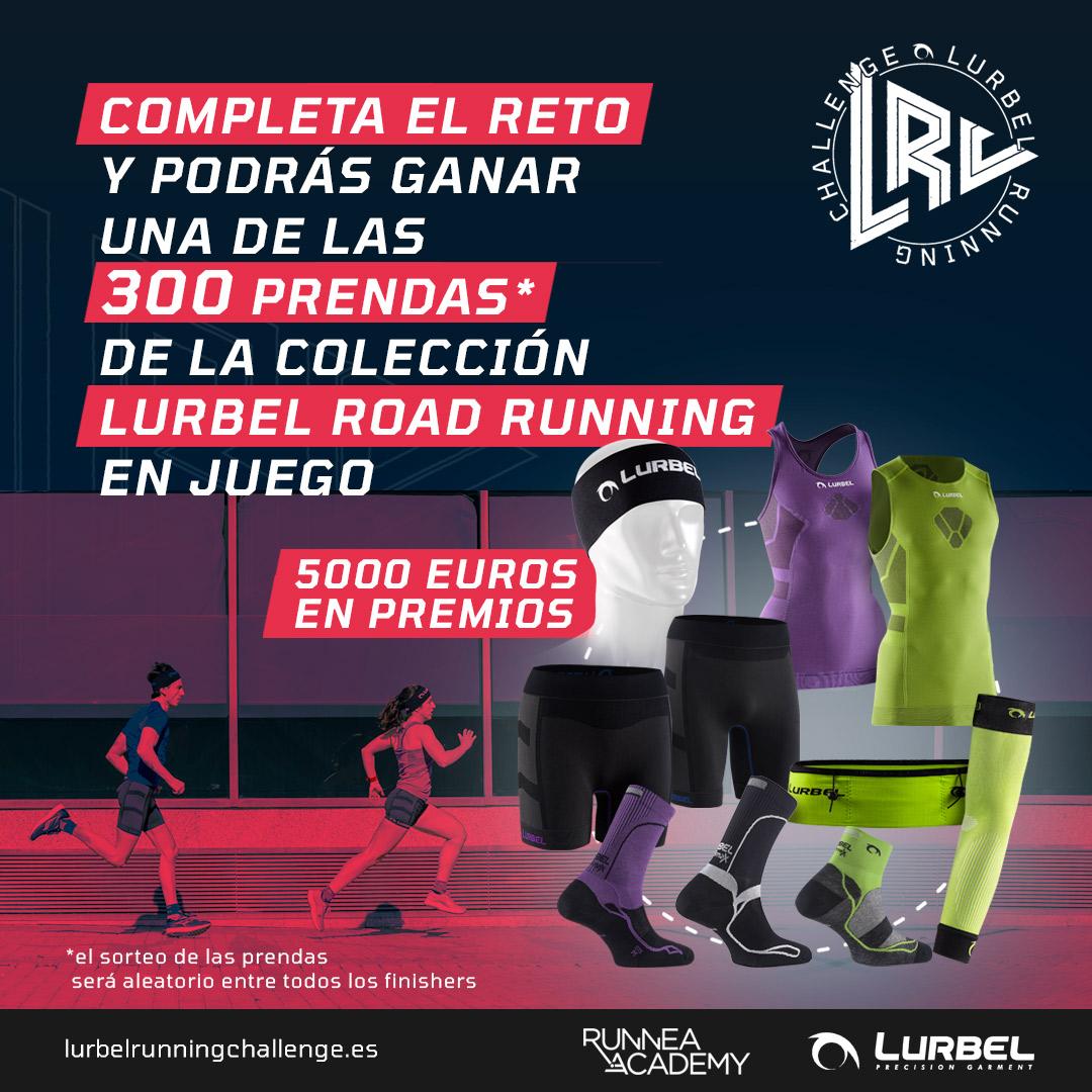 Premios Luber Virtual Challenge