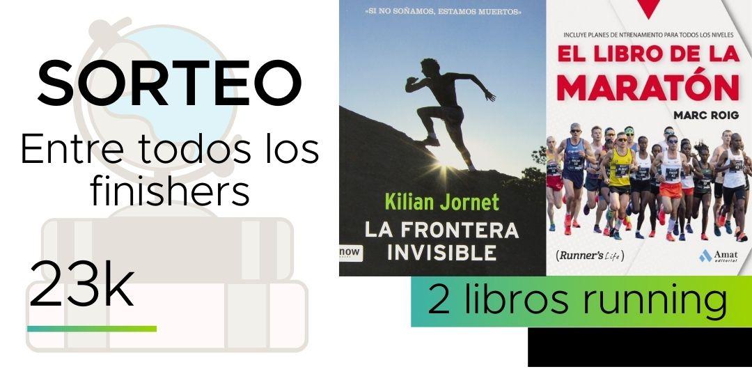 Reto San Jordi 23K, premios