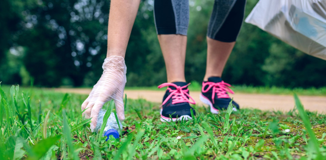 Run To Save The Planet: Plogging