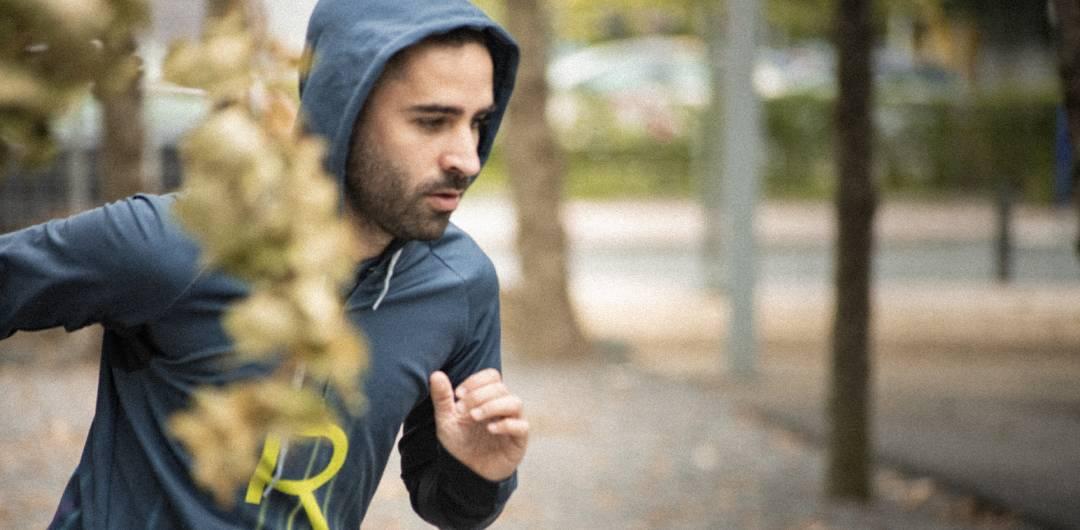 Otoño running 12k, premio sudadera